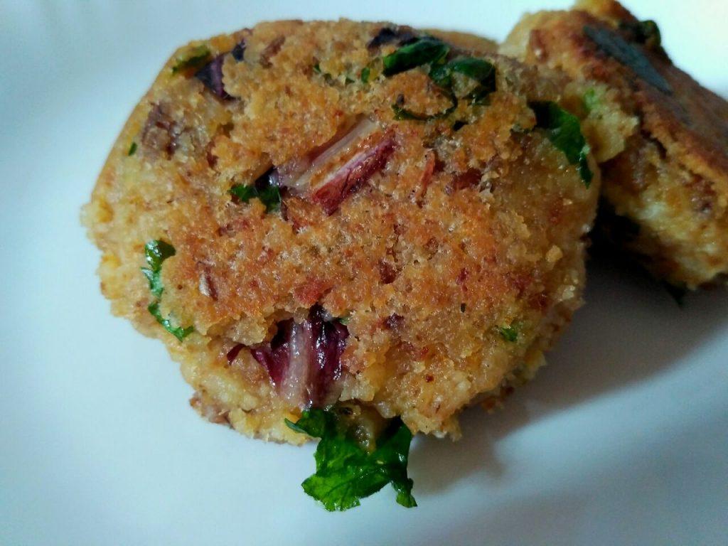 Ricette vegane: polpette di pane, senza formaggio e senza uova!