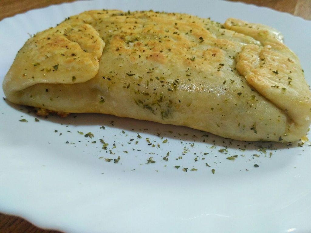 Fagottino di cavoli senza formaggio e senza uova in padella!