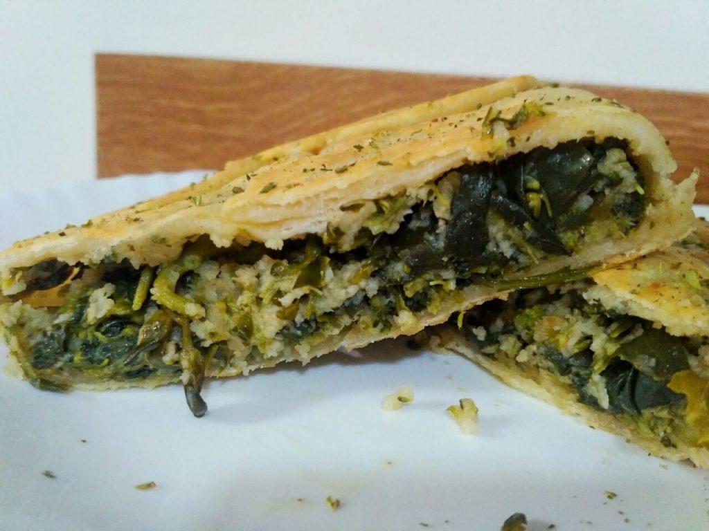 Ricette vegane: fagottino di cavoli in padella, senza formaggio e senza uova!