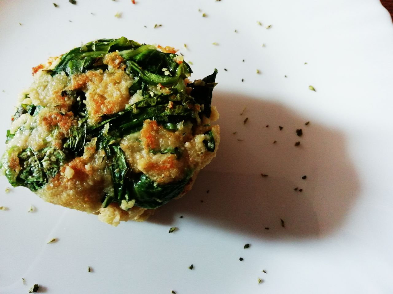 Ricette vegetariane: schiacciatine di verdura in padella, senza formaggio!