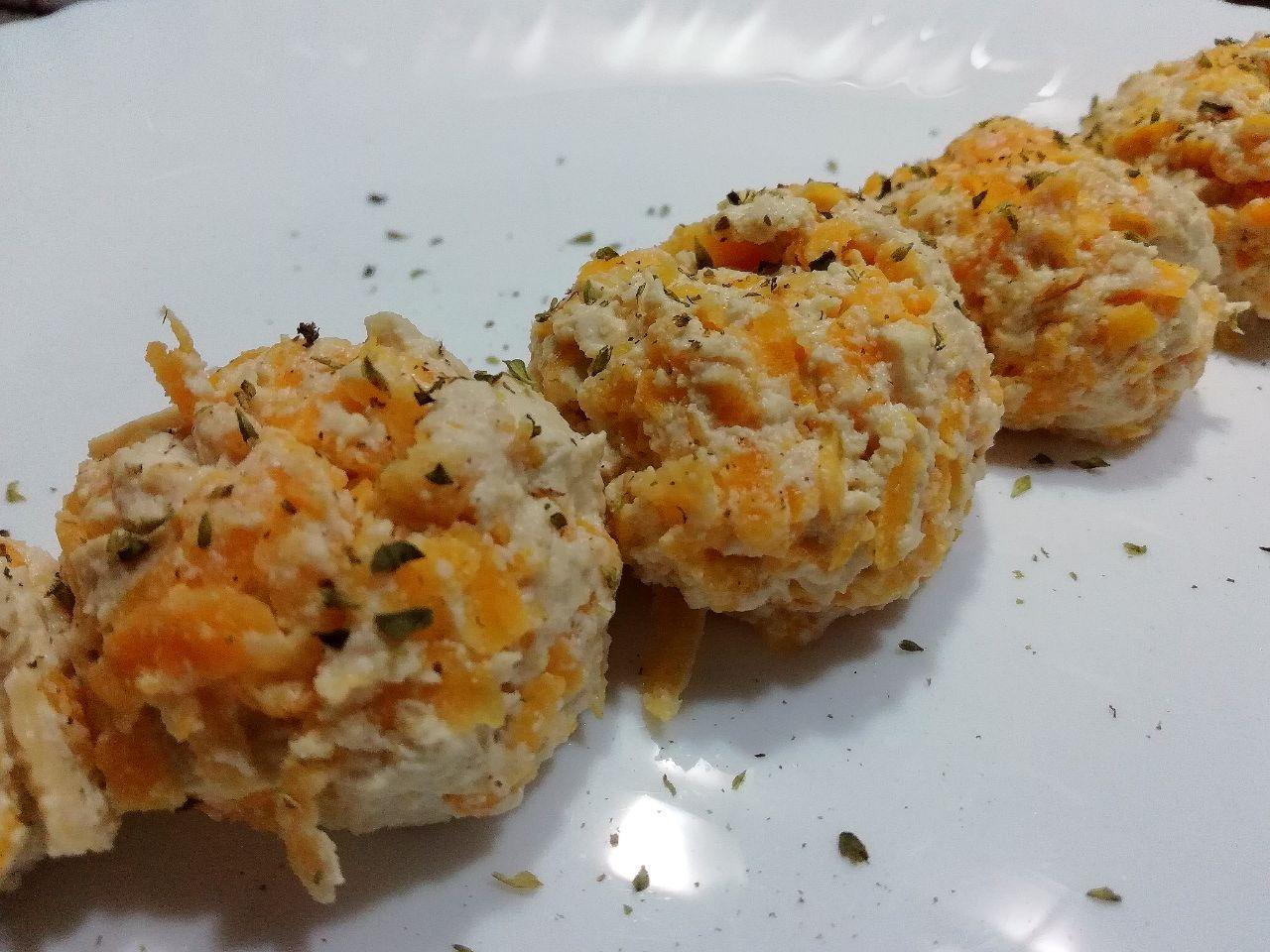 Ricette vegetariane veloci e semplici: polpette di tofu e carote!