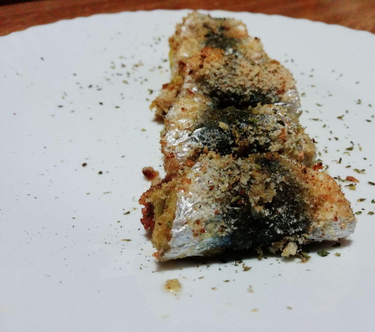 Ricette a base di pesce: involtini di sarde ripieni al forno!