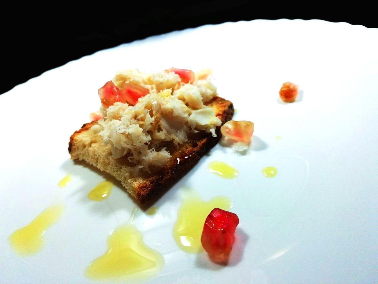 Antipasti a base di pesce: patè di merluzzo al limone!