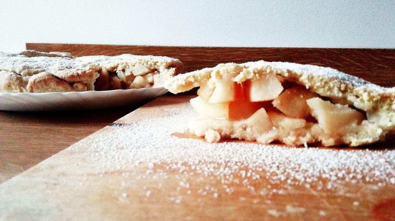 Dolci autunnali senza burro: apple pie con mele cotogne!