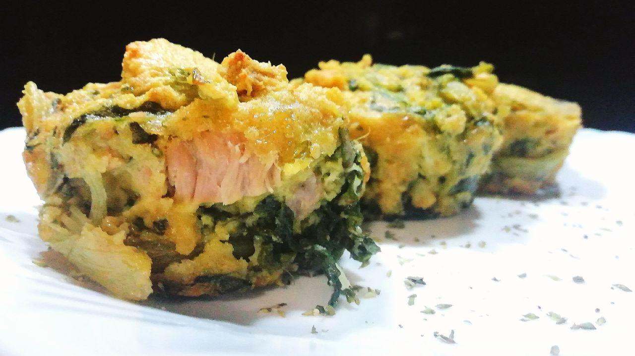 Antipasti economici a base di verdure: sformati di indivia e tonno, senza lattosio!