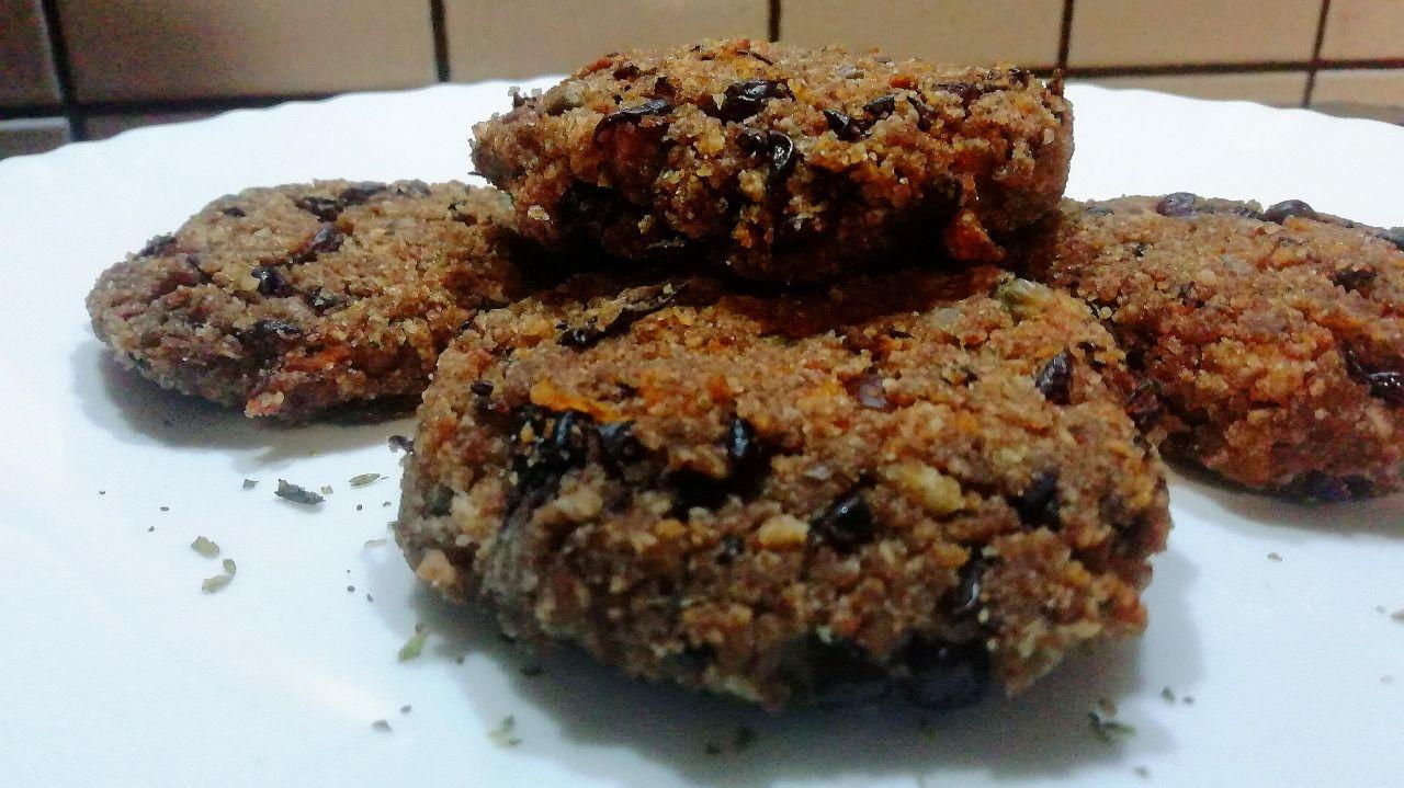 Ricette a base di legumi: mini burger di fagioli rossi al forno!
