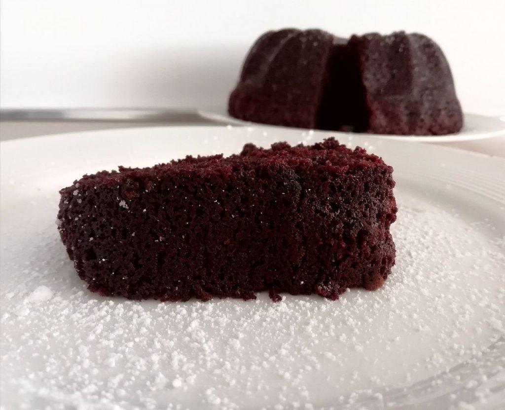 Dolci semplici e veloci: torta con cacao amaro zucchero di canna e burro di cocco!