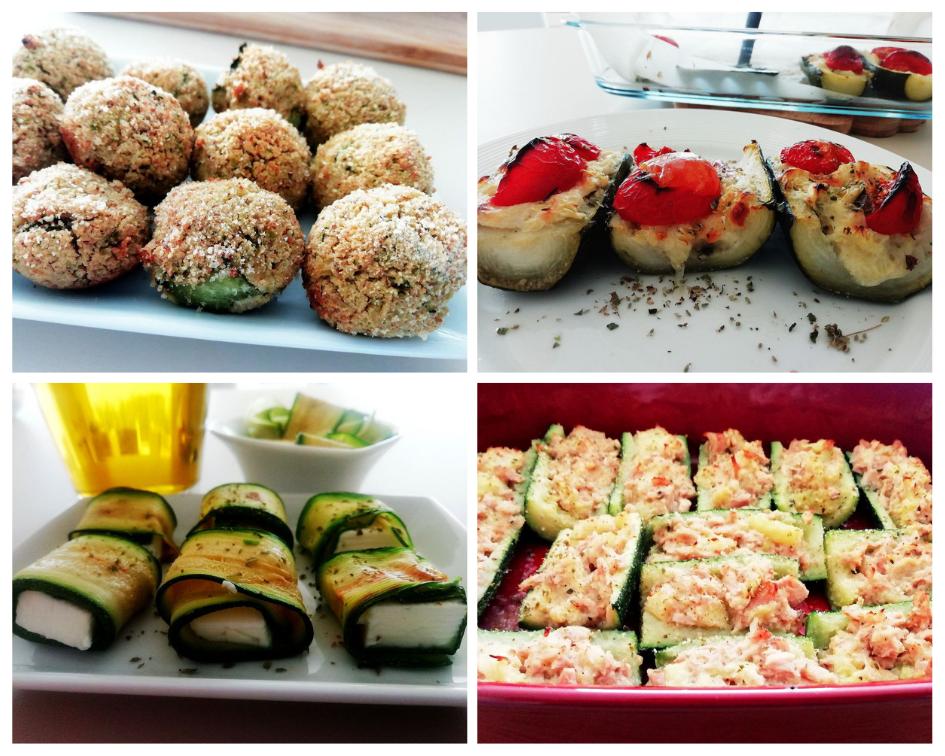 10 Antipasti a base di zucchine semplici veloci ed economici!