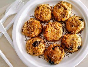 Antipasti senza formaggio semplici ed economici: crocchette di cous cous olive e tonno al forno!
